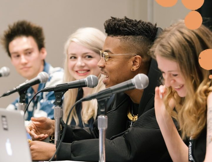 2017 SXSW Conference panel, Jazz in the Digital Age – Photo by Danny Matson