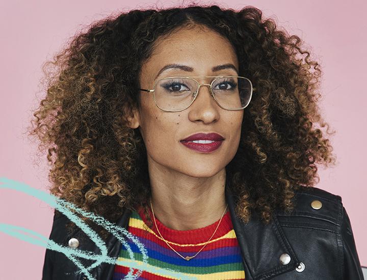 2018 SXSW Featured Speaker, Elaine Welteroth – Photo by Anna Ottum
