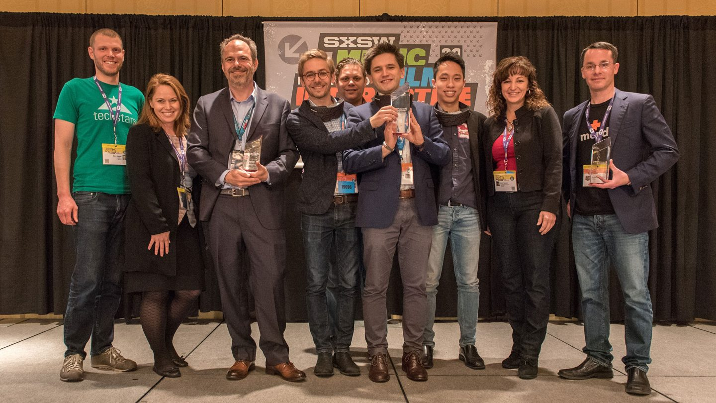 Release It winners at SXSW 2016