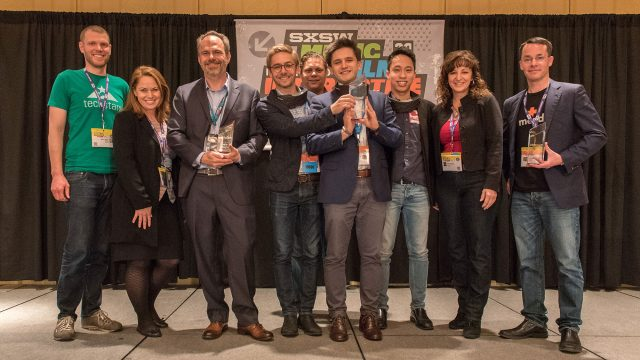 ReleaseIt winners at SXSW 2016