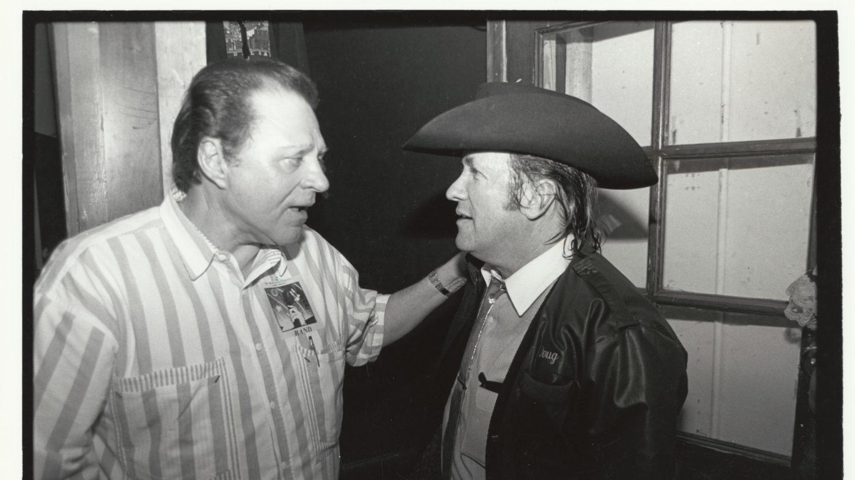 Huey Meaux and Doug Sahm