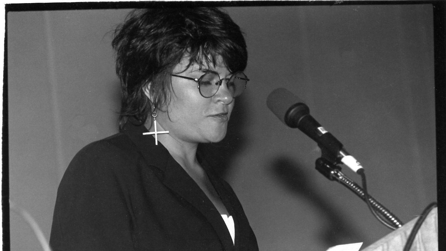 Rosanne Cash at SXSW 1991