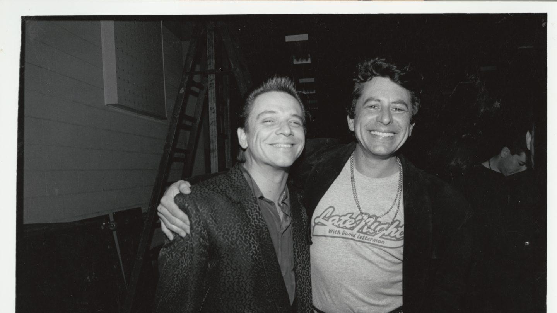 Jimmie Vaughan & Joe Ely at SXSW 1991