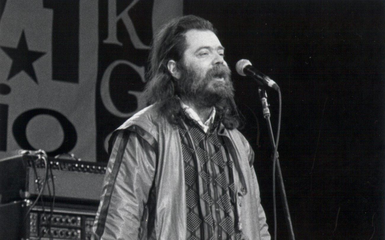 Roky Erickson at SXSW 1993