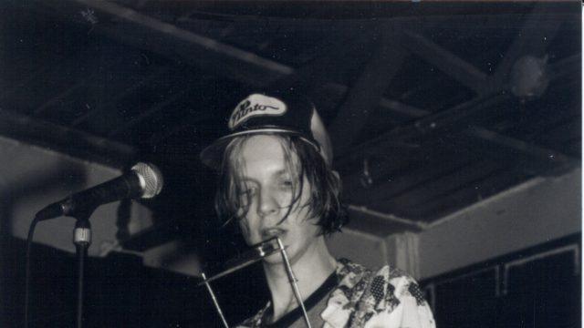 Beck at SXSW 1994