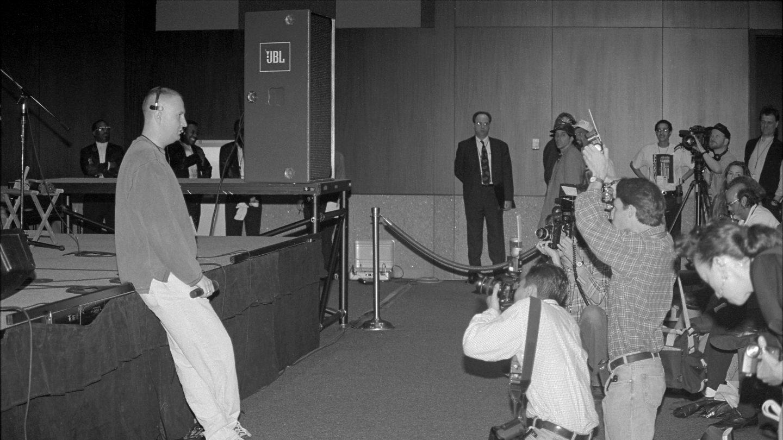 Bob Mould at SXSW 1995