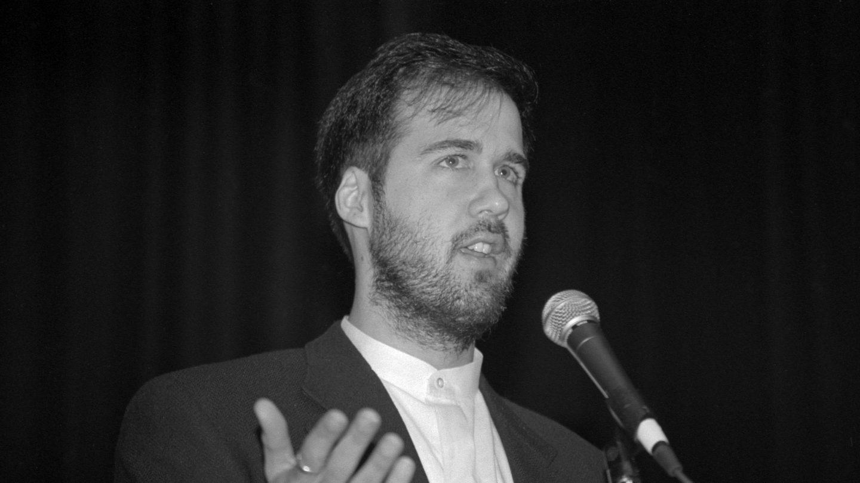 Krist Novoselic at SXSW 1996