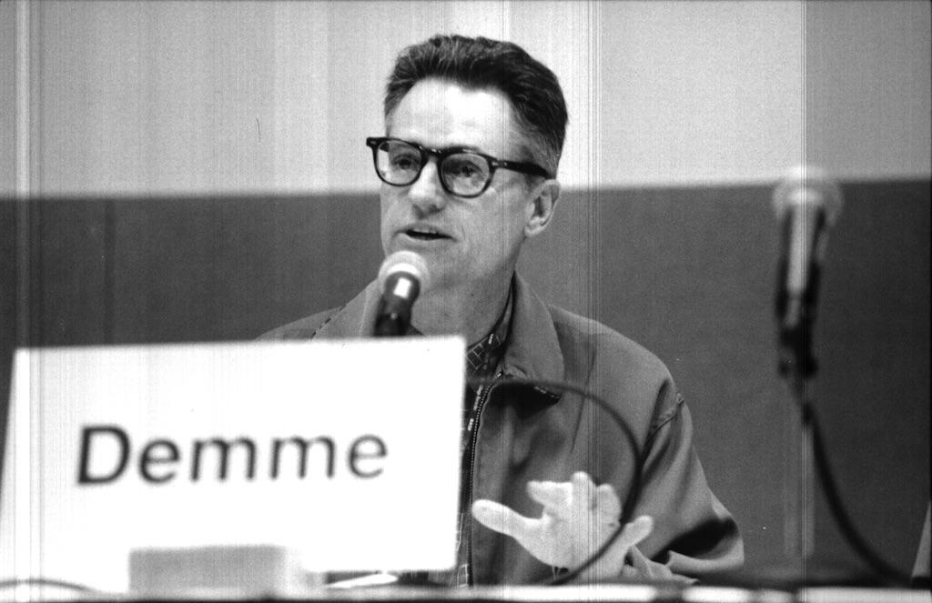 Jonathan Demme at SXSW Film 1997