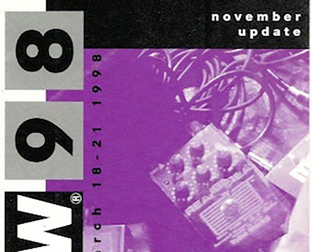 SXSW November 1998 Brochure