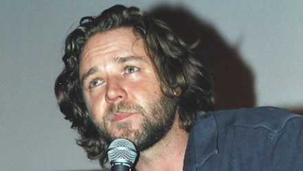 Russell Crowe at SXSW Film 2002