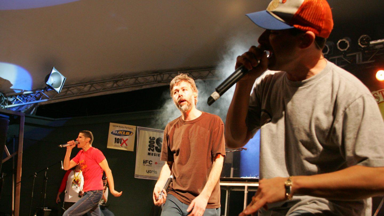 Beastie Boys at SXSW 2006