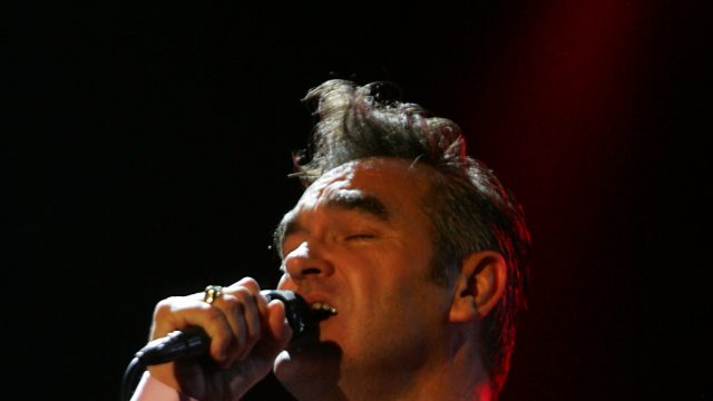 Morrissey at SXSW 2006. Photo by Gary Miller.