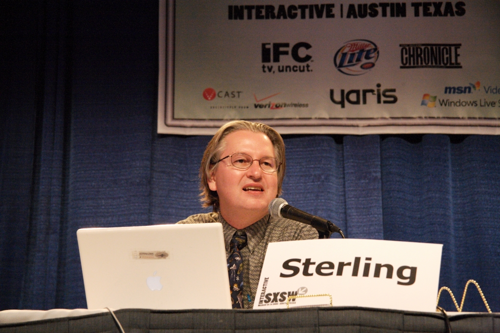2006 Interactive Keynote Bruce Sterling Closing Remarks