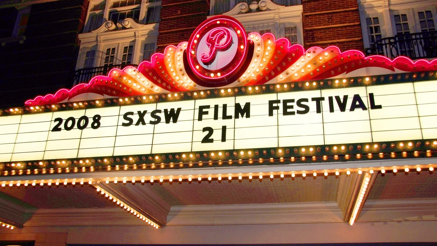 "The premiere of ""21"" at SXSW Film 2008"