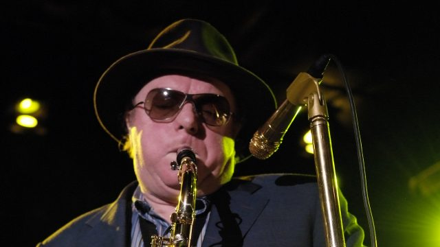 Van Morrison at SXSW Music 2008. Photo by Gary Miller.