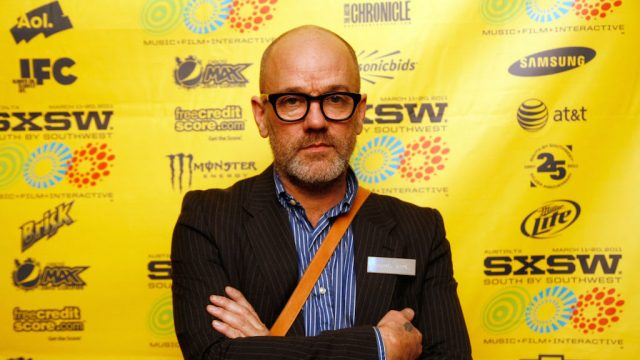 Michael Stipe at SXSW Film 2011. Photo by Cassie Wright.