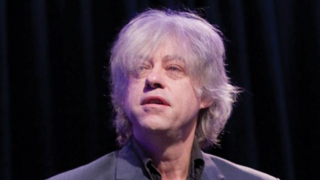 SXSW Music 2011 Keynote Speaker Bob Geldof. Photo by Owen Ela.