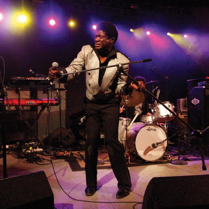 Charles Bradley and the Menahan Street Band at SXSW 2011
