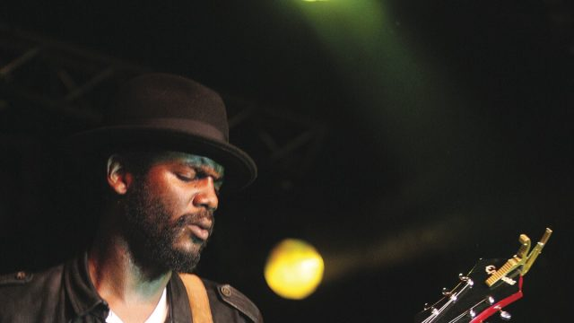 Gary Clark Jr. at SXSW Music 2012. Photo by John Carrico.