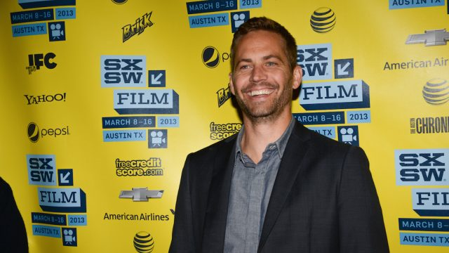 Paul Walker at SXSW Film 2013. Photo by Karl Capelli.