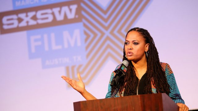 SXSW Film 2015 Keynote Speaker Ava Duvernay. Photo by Heather Kennedy/Getty Images.