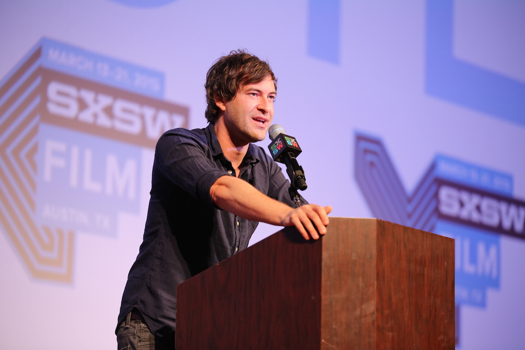 SXSW Film 2015 Keynote Speaker Mark Duplass