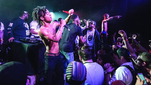 Rae Sremmurd at SXSW Music 2015