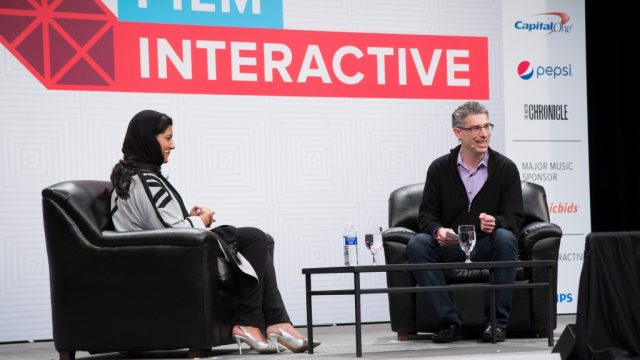 Princess Reema at SXSW Interactive 2015. Photo by Errich Petersen.