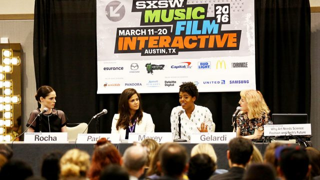 Why Art Needs Science: Fashion and Tech's Future - 2016 SXSW Music, Film + Interactive Festival