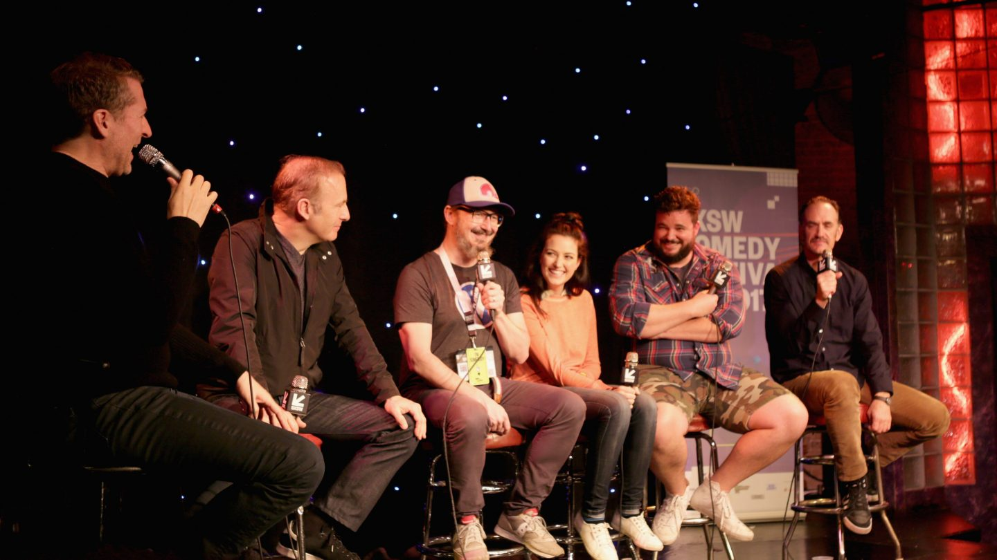 'Comedy Bang Bang' Live at 2017 SXSW Comedy – Photo by Mindy Best/Getty Images