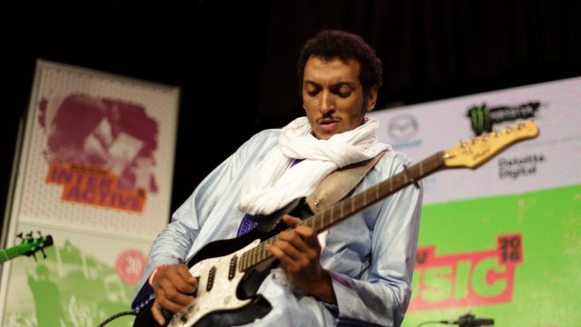 Bombino at SXSW Music 2016