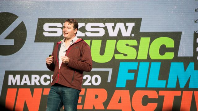 Chris Urmson at SXSW 2016 session