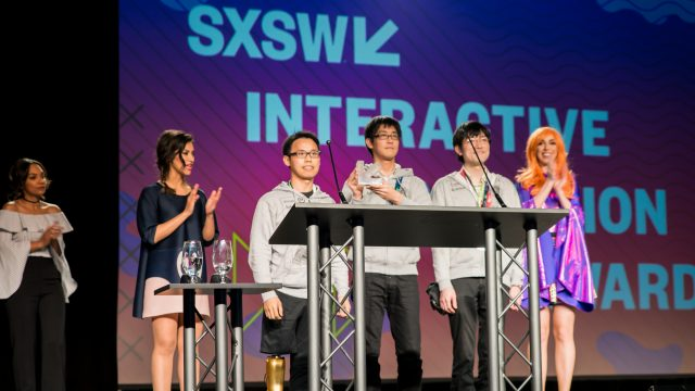 2017 SXSW Interactive Innovation Awards - Photo by Katrina Barber