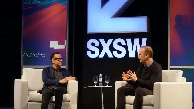 A Conversation with Bob Odenkirk at SXSW 2017 Photo By Ziv Kruger