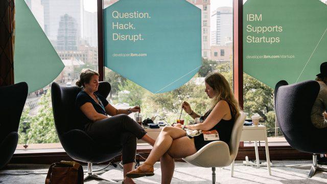 IBM Lounge at SXSW 2016