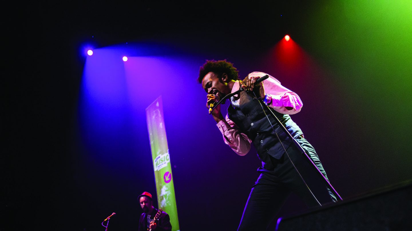 Fantastic Negrito at SXSW Music 2016 photo by Moses Lee