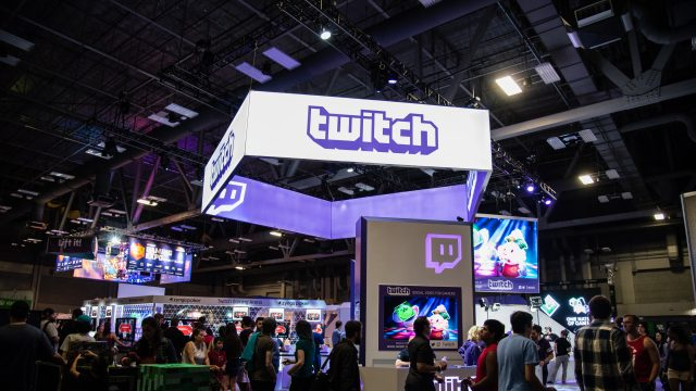 Gaming Expo - SXSW Exhibitions - 2016. Photo by Lisa Hause