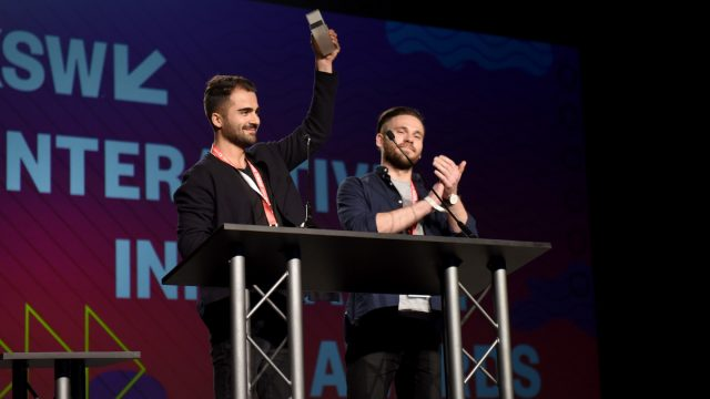 Interactive Innovation Awards Pre-Party & Ceremony at SXSW 2017 - Photo by Katrina Barber