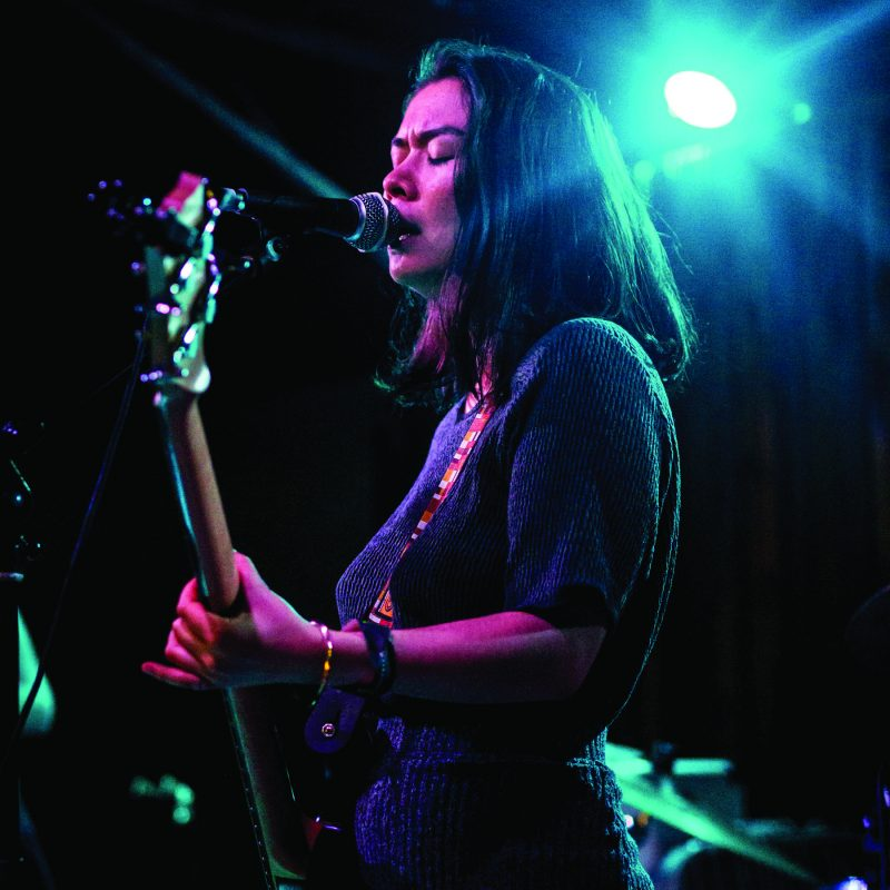 Mitski at SXSW Music 2016 photo by Kris Fuentes Cortes
