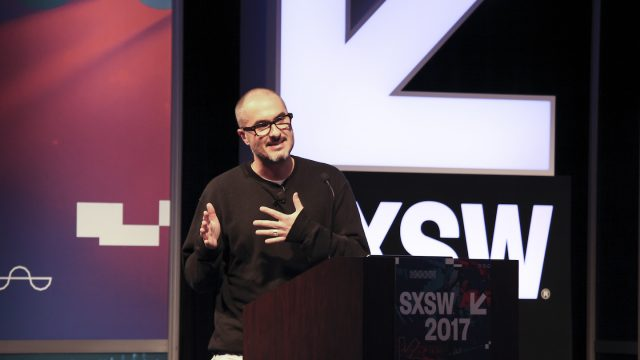 Music Keynote: Zane Lowe of Apple Music - Photo by Samantha Burkardt