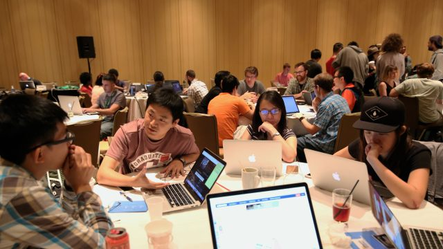 The 2016 SXSW Music Hackathon