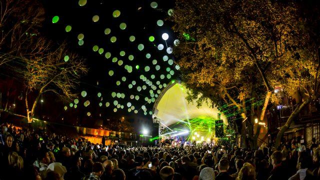 SXSW Interactive Closing Party. Photo by Aaron Rogosin.