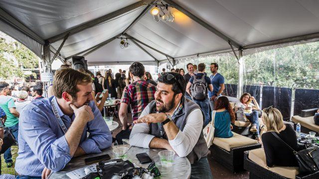 NBC Sports Lounge at SXSW 2015.