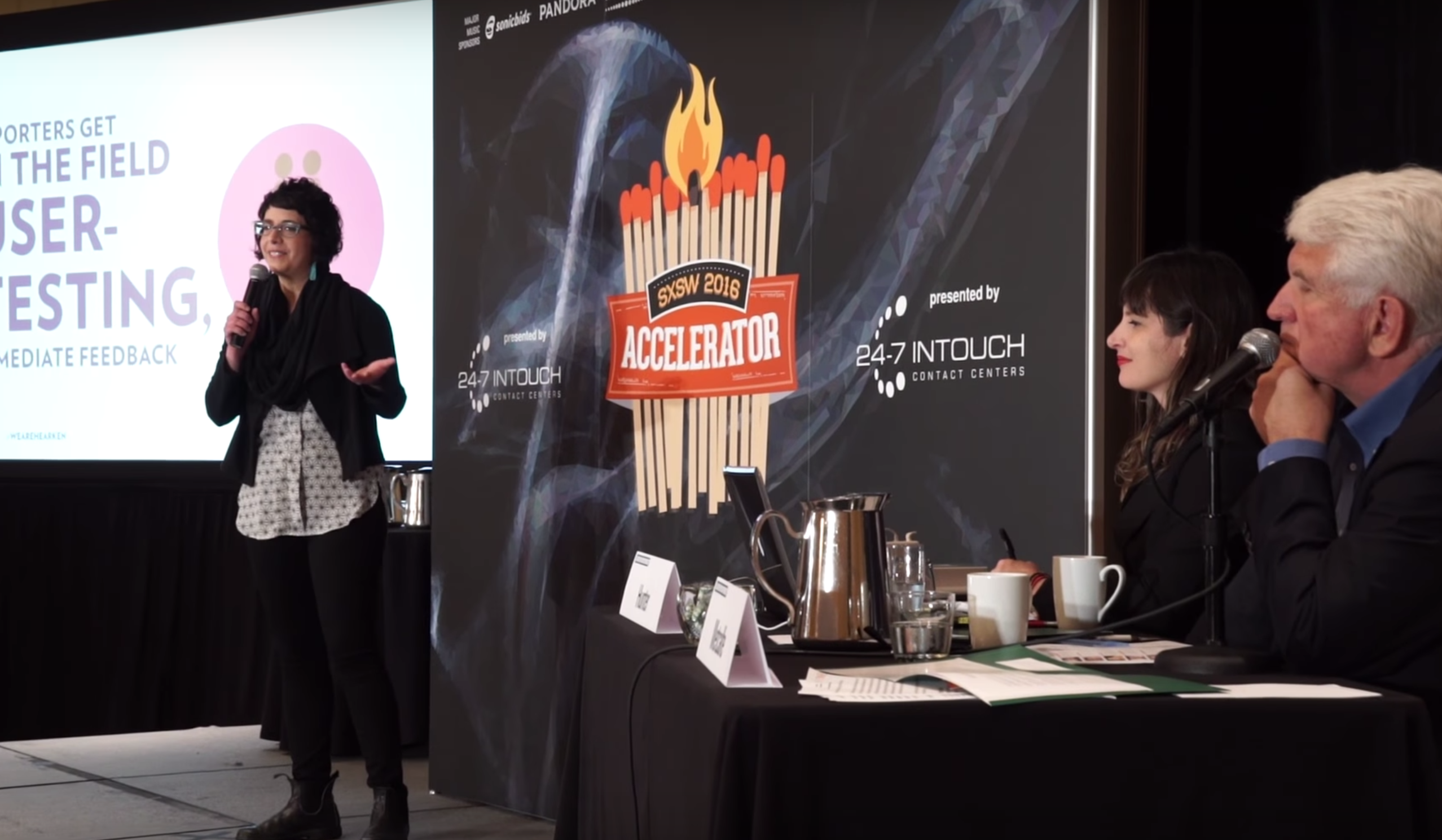 Mentor Sessions at SXSW 2016
