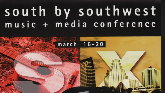 SXSW 1994 Poster