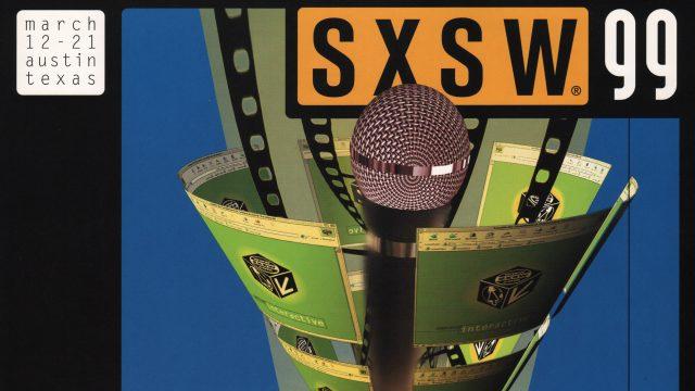 SXSW 1999 Poster