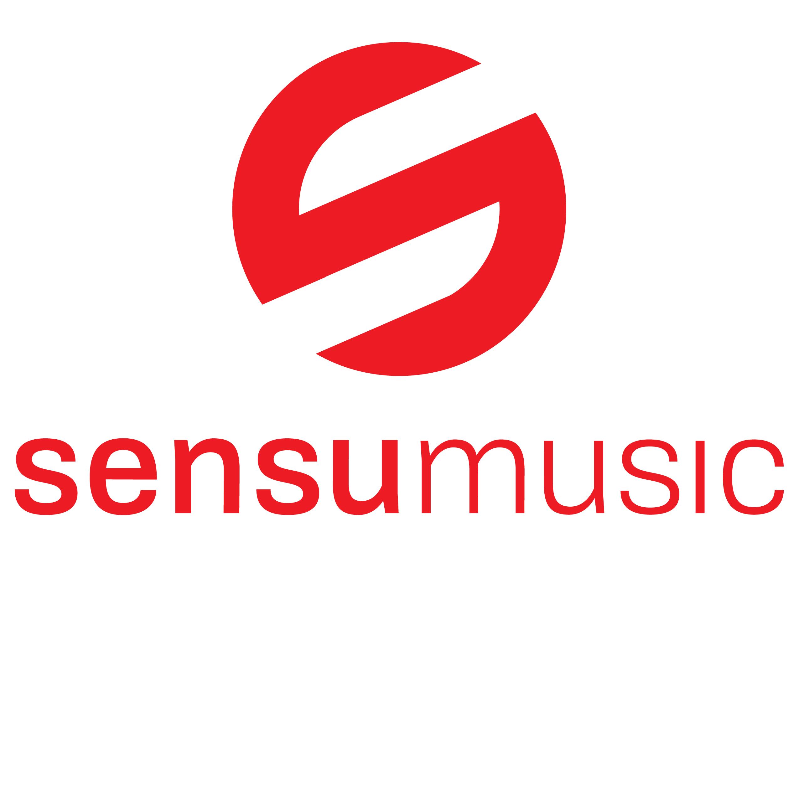 sensu music logo
