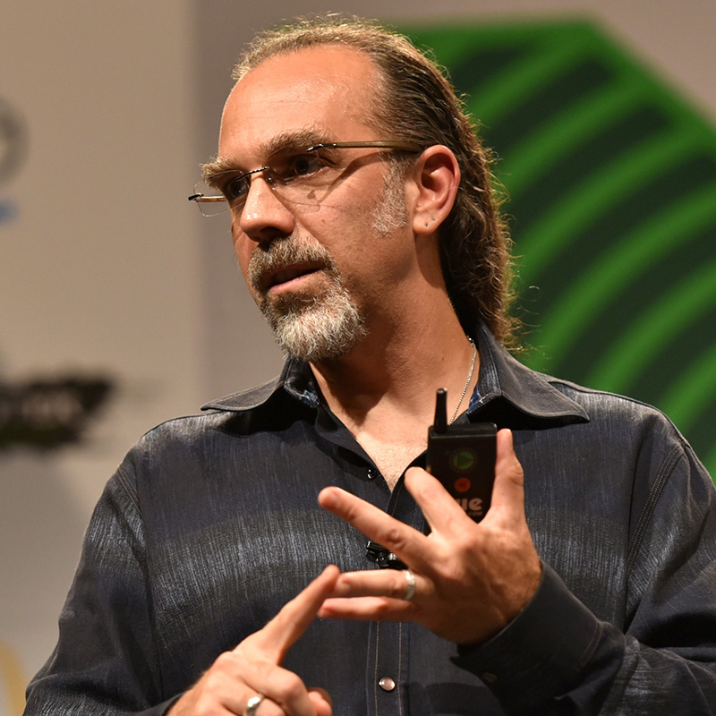Scientist Astro Teller speaks at 'Moonshots and Reality' during the 2015 SXSW Music, Film + Interactive Festival at Austin Convention Center on March 17, 2015 in Austin, Texas. (Photo by Amy E. Price/Getty Images for SXSW)