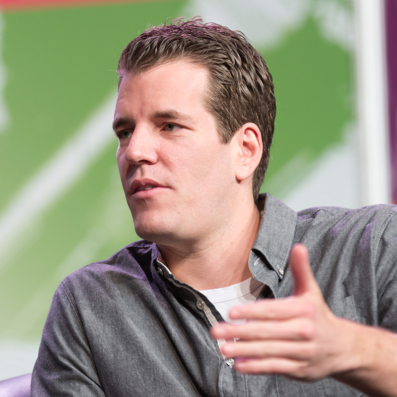 Cameron Winklevoss at SXSW 2016. Photo by Jessy Ann Huff.