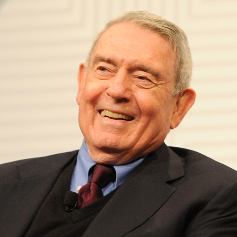 Journalist Dan Rather attends 'Breaking The News In The Age Of Snapchat' during the 2015 SXSW Music, Film + Interactive Festival at Austin Convention Center on March 17, 2015 in Austin, Texas. (Photo by JEALEX Photo/Getty Images for SXSW)